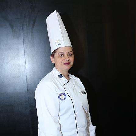 Cyprus Chefs Association (C C A ) - Christina Afxentiou