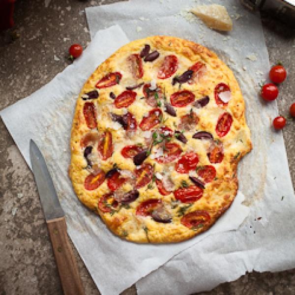 focaccia with tomato and olive focaccia ingredients 400g flour 100ml ...