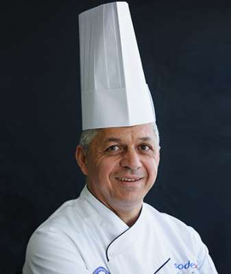 Cyprus Chefs Association - Board, Andreas Ioannou