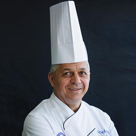 Cyprus Chefs Association - Board, Andreas Ioannou