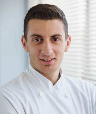 Cyprus Chefs Association - National Culinary Junior Team, Andonis Avouri