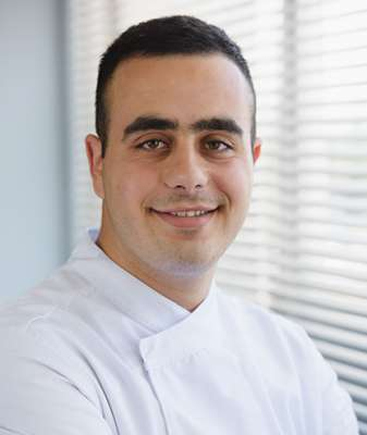 Cyprus Chefs Association - National Culinary Junior Team, Costas Chrysostomou
