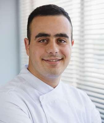 Cyprus Chefs Association - National Culinary Junior Team, Costas Chrysostomou