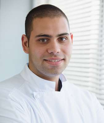 Cyprus Chefs Association - National Culinary Junior Team, Daniel Spanos
