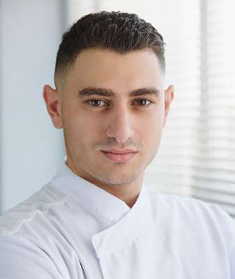 Cyprus Chefs Association - National Culinary Junior Team, Kiriakos Malekkides