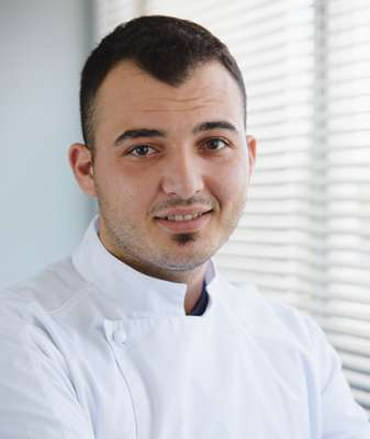 Cyprus Chefs Association - National Culinary Junior Team, Stavros Sotiriou