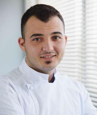 Cyprus Chefs Association - National Culinary Junior Team, Stavros Sotiriou