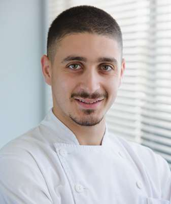 Cyprus Chefs Association - National Culinary Junior Team, Yiangos Ioannou
