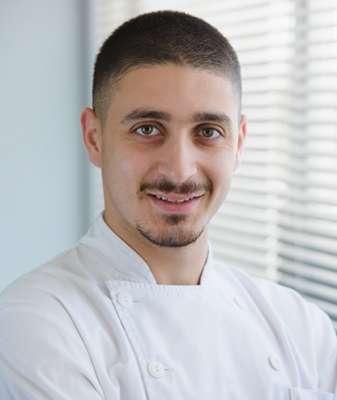 Cyprus Chefs Association - National Culinary Junior Team, Yiangos Ioannou
