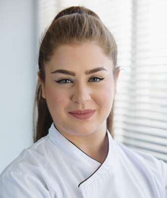Cyprus Chefs Association - National Culinary Junior Team, Yiota Leonidou