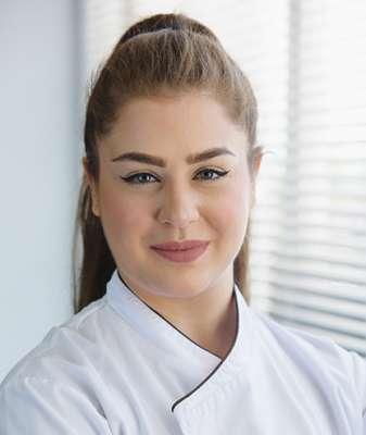 Cyprus Chefs Association - National Culinary Junior Team, Yiota Leonidou