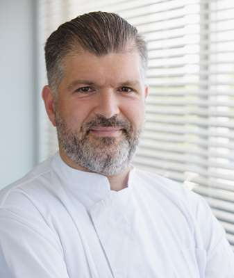 Cyprus Chefs Association - National Culinary Team, Anastasios Nikou