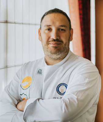 Cyprus Chefs Association - National Culinary Team Board, Nikolas Konstantinou