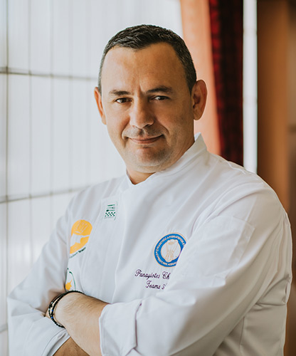 Cyprus Chefs Association - National Culinary Team Board, Panayiotis Charalambous