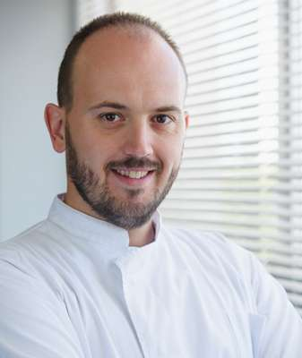 Cyprus Chefs Association - National Culinary Team, Dimitrios Giakos