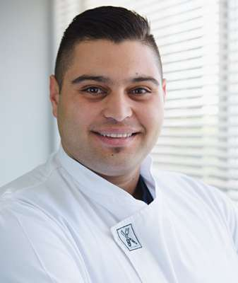 Cyprus Chefs Association - National Culinary Team, Giannis Papakonstantinou