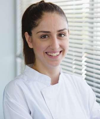Cyprus Chefs Association - National Culinary Team, Ioanna - Elena Diogenous
