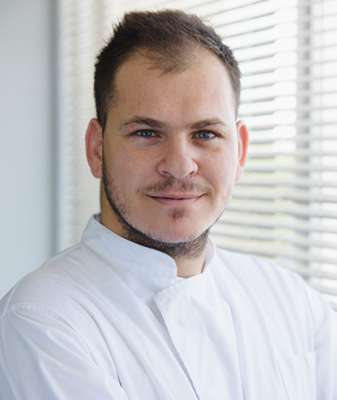 Cyprus Chefs Association - National Culinary Team, Noel - Christos Bassil