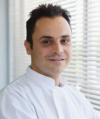 Cyprus Chefs Association - National Culinary Team, Panikos Nearchou