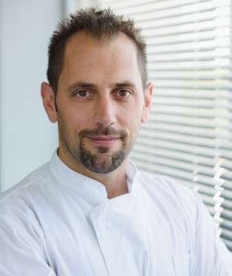 Cyprus Chefs Association - National Culinary Team, Sylvain Bardon