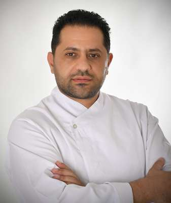 Cyprus Chefs Association - National Culinary Team, Tasos Anastasiou