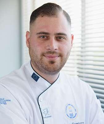 Cyprus Chefs Association - Regional Culinary Team, Antonis Tsiambouris