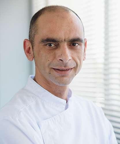 Cyprus Chefs Association - Regional Culinary Team, Marios Ektoros