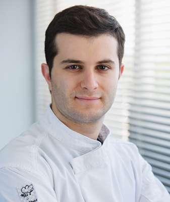 Cyprus Chefs Association - Regional Culinary Team, Nikolas Anastasiou
