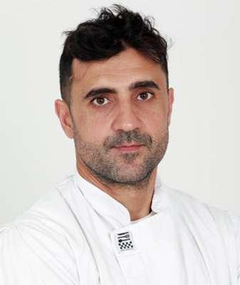 Cyprus Chefs Association - Regional Culinary Team, Pashalis Pashali