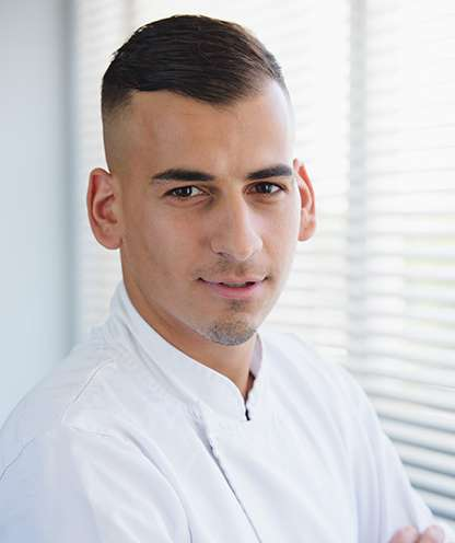 Cyprus Chefs Association - Regional Culinary Team, Savvas Kiriakou