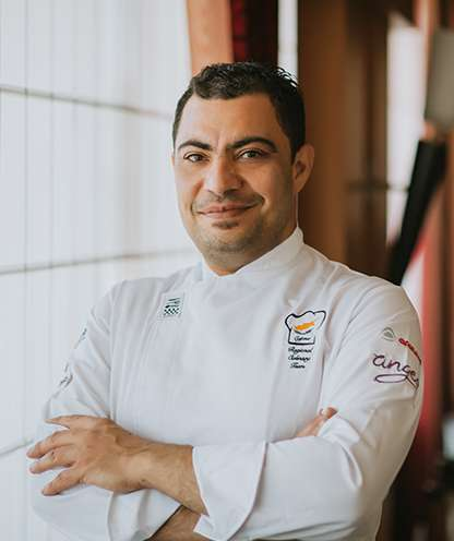 Cyprus Chefs Association - Regional Culinary Team - Manager, Charis Moustakas