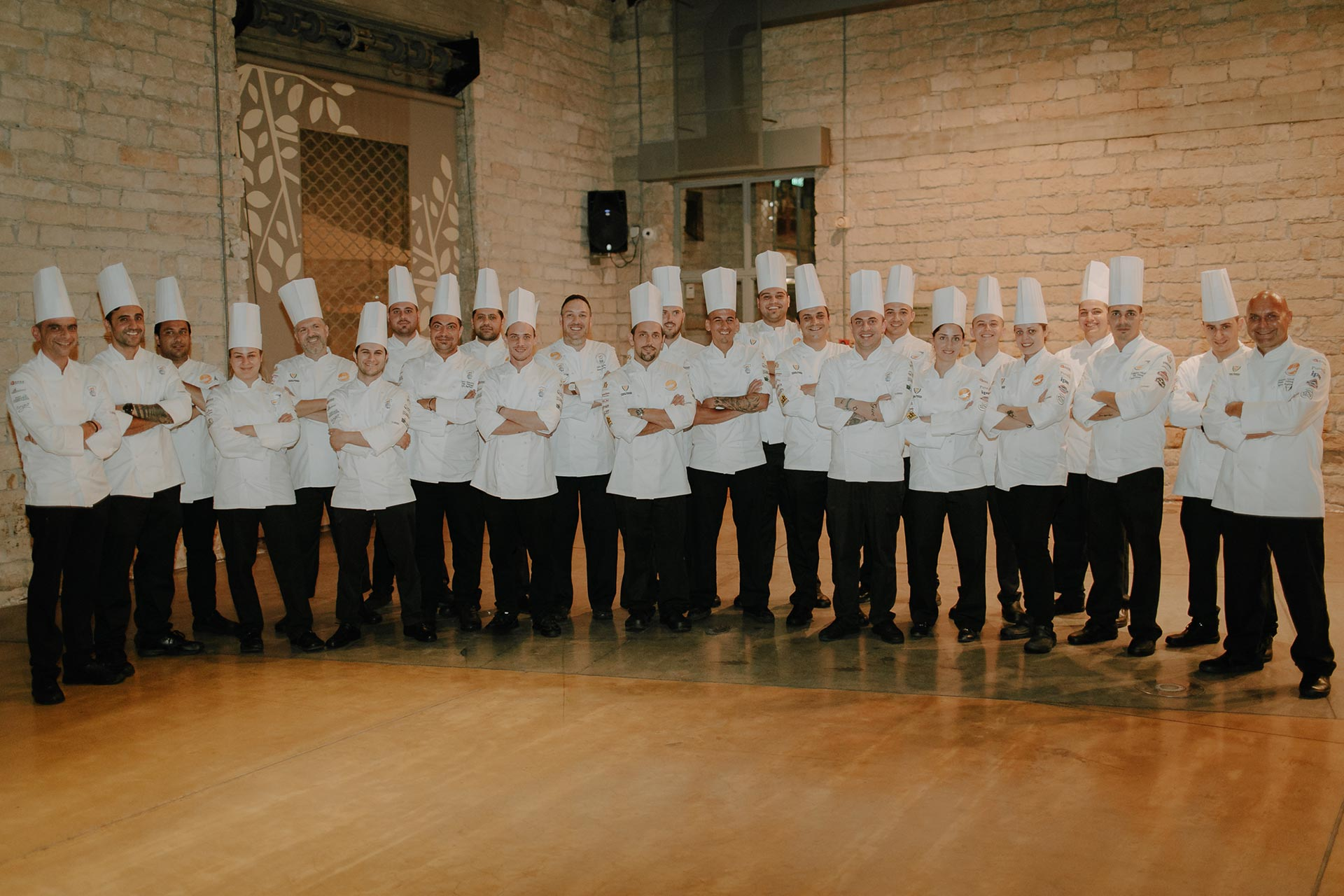 Cyprus Chefs Association - National Team Members