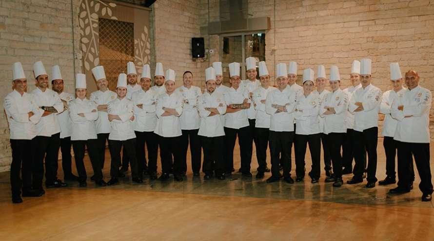 Cyprus Chefs Association - Annual Sponsors Gala Dinner 2019