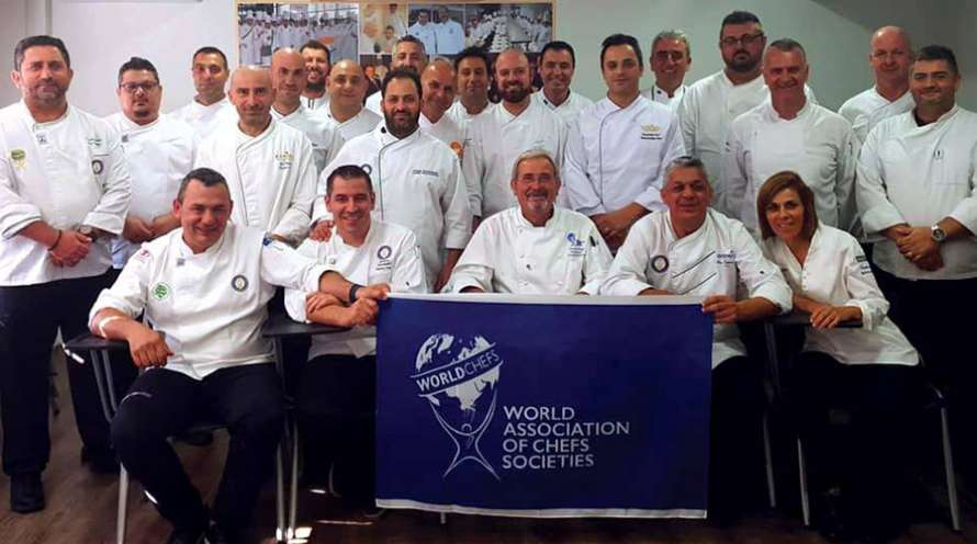 Cyprus Chefs Association - Judge Seminar