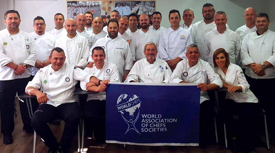 Cyprus Chefs Association - Judge Seminar