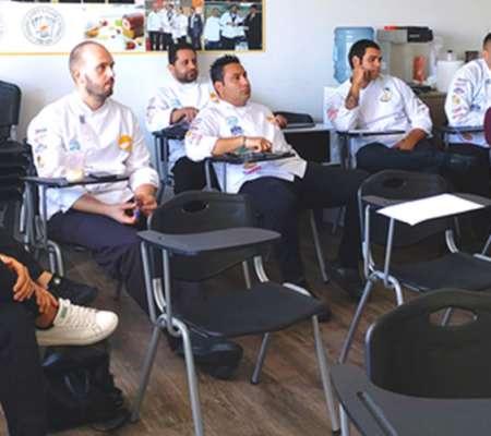 Cyprus Chefs Association - National Culinary Teams Seminar