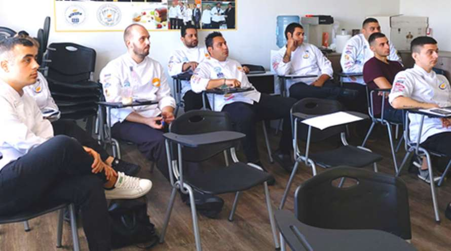 Cyprus Chefs Association - National Culinary Teams Seminar