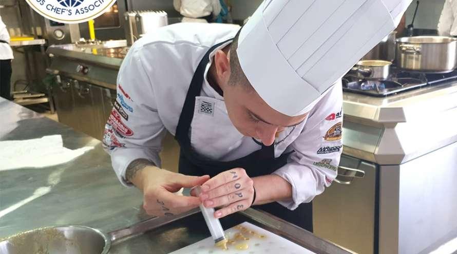 Cyprus Chefs Association - National Junior Culinary Team Training