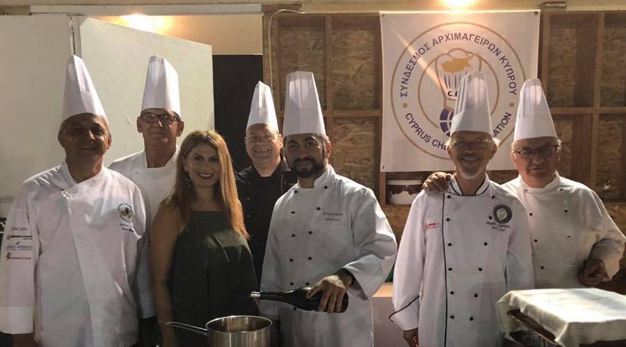 Cyprus Chefs Association - Wine Festival 2019