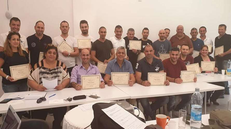 Cyprus Chefs Association - Seminar: Recruiting & Developing Kitchen Employees