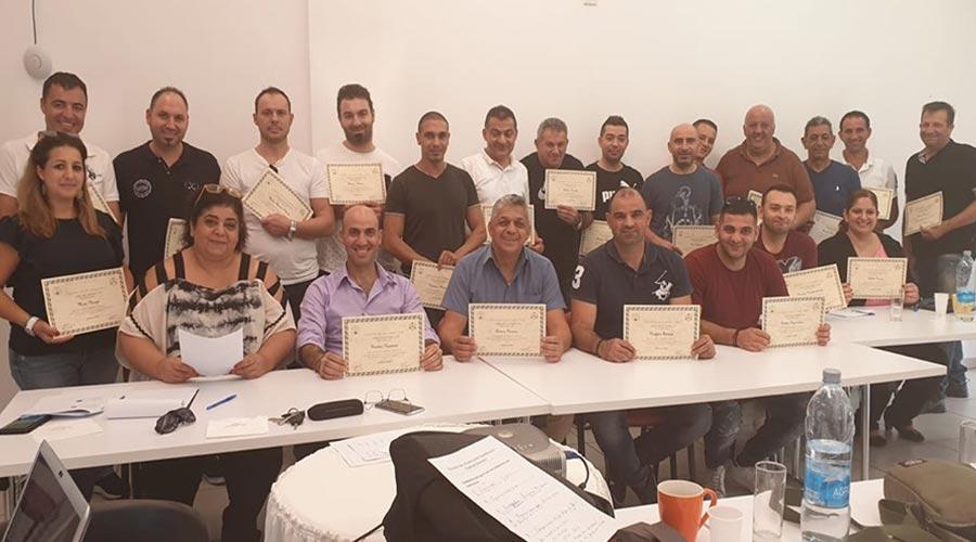 Cyprus Chefs Association - Seminar: Recruiting & Developing Kitchen Employees