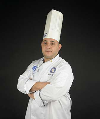 Cyprus Chefs Association - George Agrotis