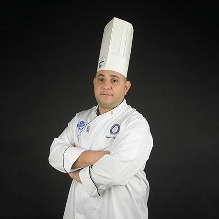 Cyprus Chefs Association - George Agrotis