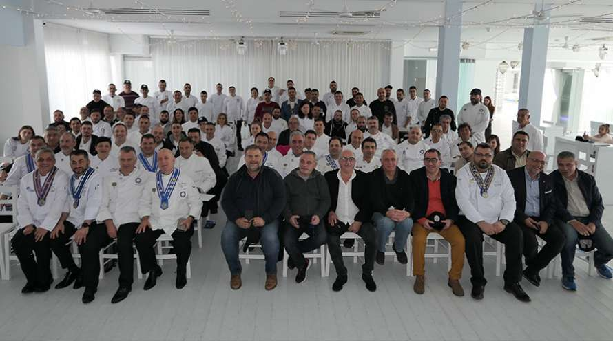 Cyprus Chefs Association - Annual General Meeting 2019