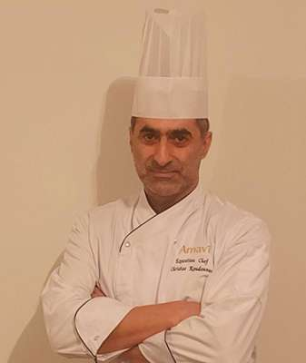 Cyprus Chefs Association - Christos Koudounas