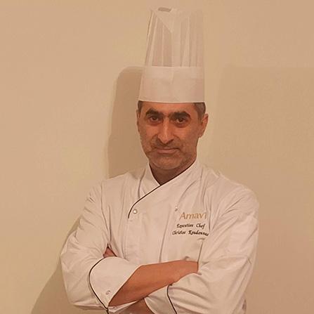 Cyprus Chefs Association - Christos Koudounas
