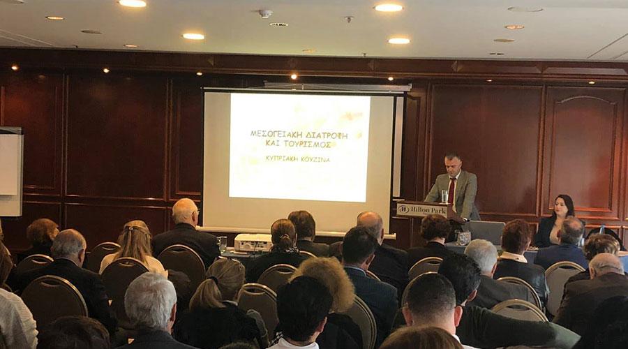 Cyprus Chefs Association - Mediterranean Diet