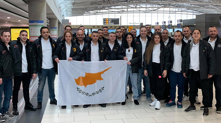 Cyprus Chefs Association - IKA Culinary Olympics 2020